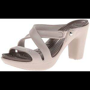 Crocs Cyprus IV Heel